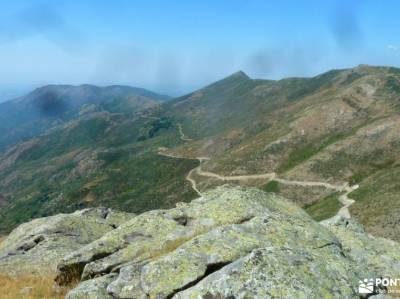Gredos: Sierras del Cabezo y Centenera;parque natural de las ubiñas monasterio de la piedra parque